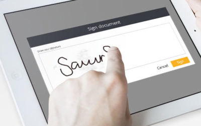 It's Time to Rethink Your E-Signature Software