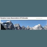 Surplus Lines Association of Colorado logo