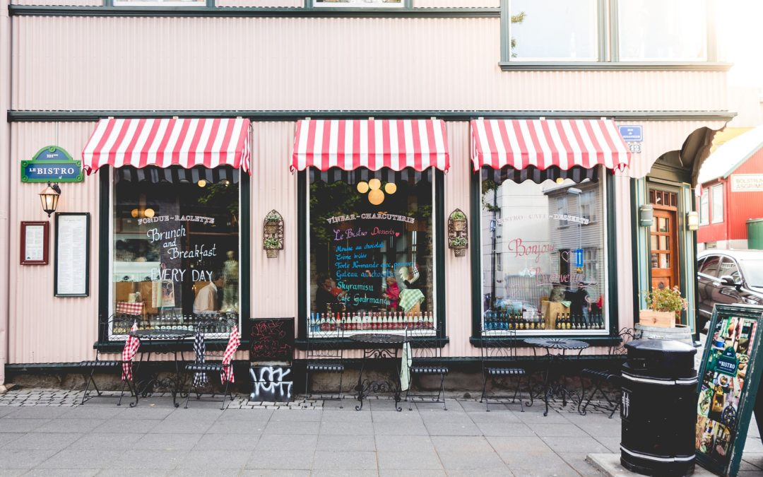 small business storefront