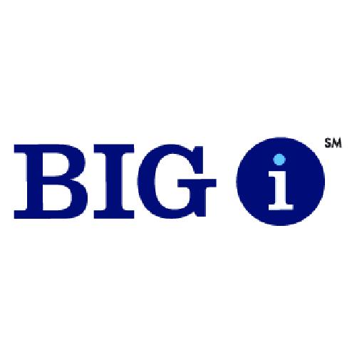 """Big """"I"""" logo"""