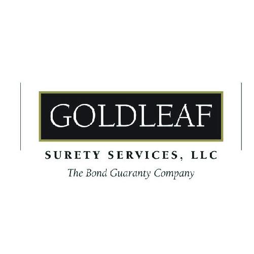 Bonds Goldleaf Surety Services logo