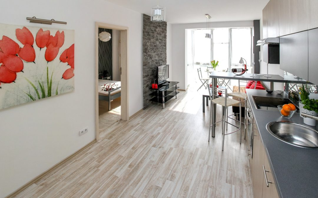 Apartment home-share rental