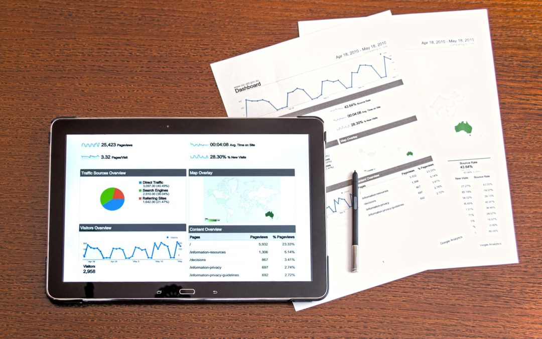 Reports and analytics on paper and iPad