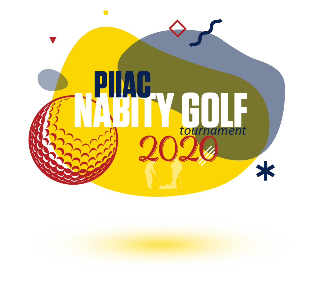 2020 Nabity Golf Tournament graphic