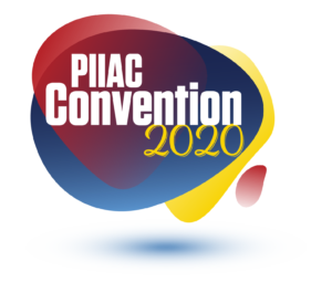 PIIAC convention 2020 graphic