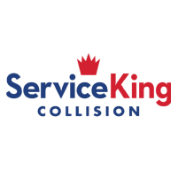 Service King Collision logo