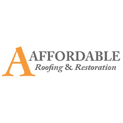 Affordable Roofing & Restoration logo