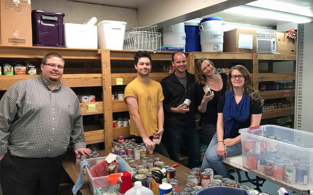 PIIAC team volunteering