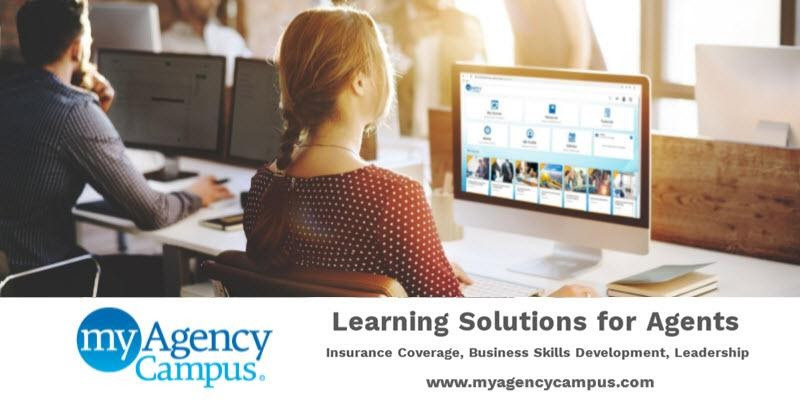My Agency Campus CE Credits for Online Courses