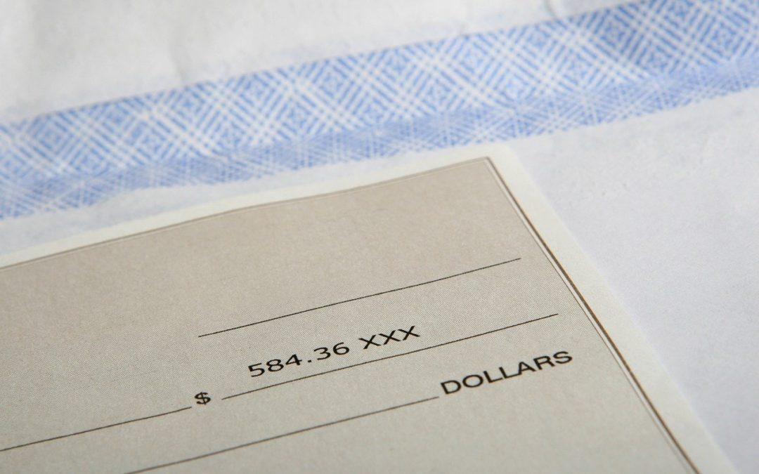 Check Deposit Blog Cover Image