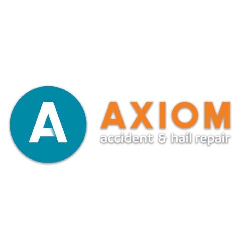 Axiom accident & hail logo