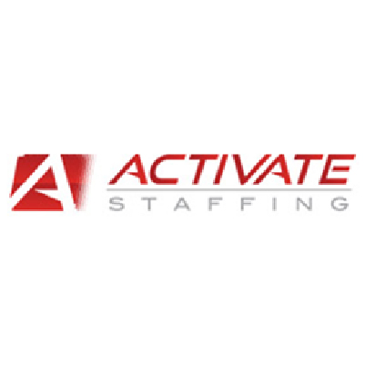Activate Staffing Logo