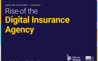 Liberty Mutual and Safeco Release Rise of the Digital Insurance Agency Report